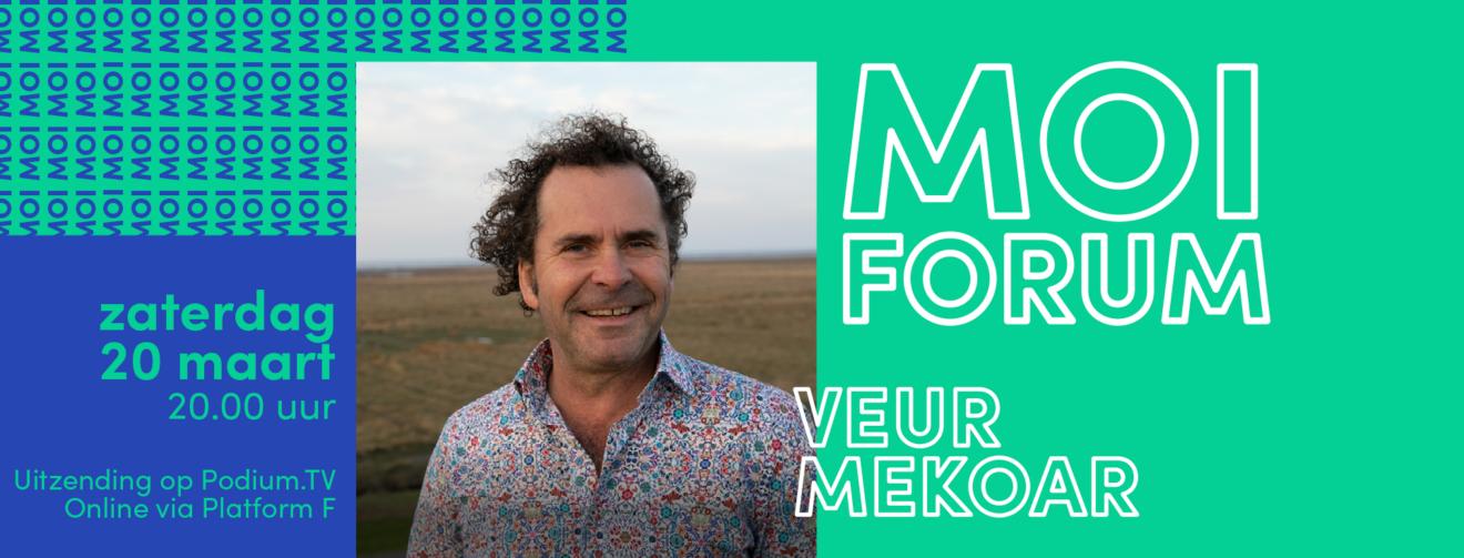 Dag van de Grunneger Toal: Moi Forum! Veur Mekoar