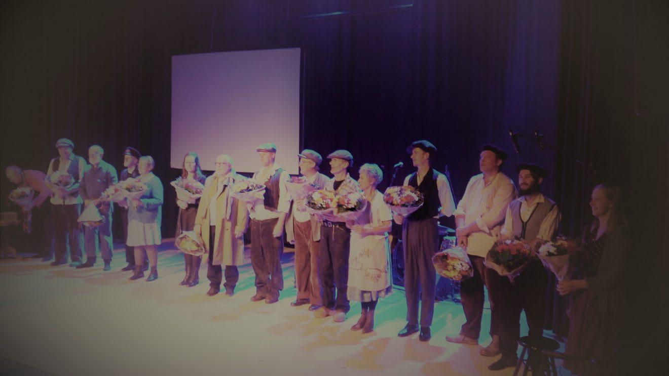 29 December: Oldjoarsrevue ien Barontheater